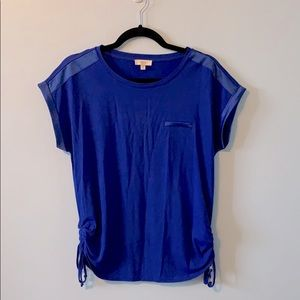 2 for 15! Gorgeous Blue Top